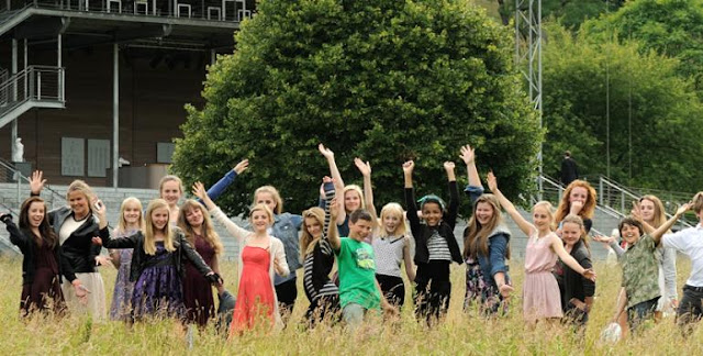 Garsington Opera Youth Compan taster-workshop (Photo Garsington Opera)
