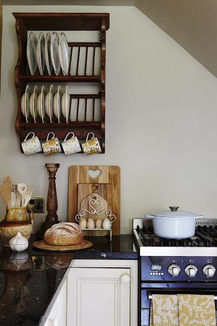 hanging plate rack