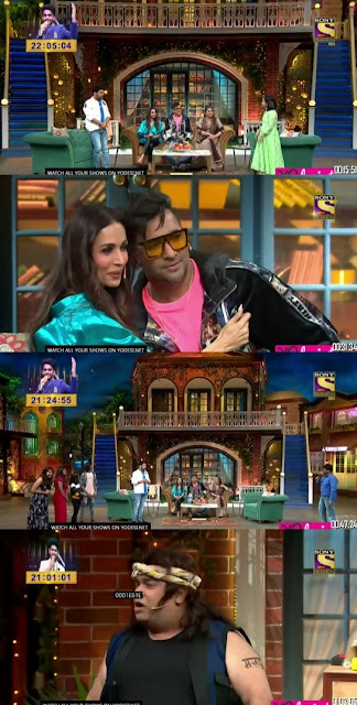 The Kapil Sharma Show Full Episode 22nd February 2020 480p HDTV || 7starhd