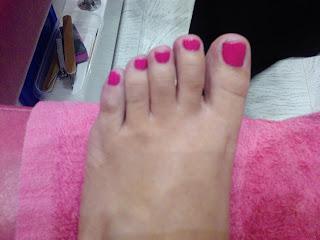 nail care self care