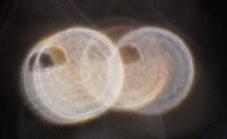 semicircular orb hole