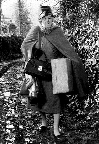 Miss Marple Rutherford