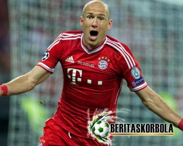Profil Arjen Robben, Si Kaki Kaca Dari Negeri Kincir Angin