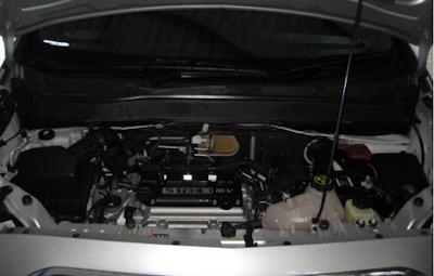 Foto Mesin Chevrolet Spin 1.5 Liter