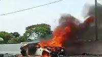 Wakil Jaksa Agung Tewas Kecelakaan di Tol Cibubur Jakarta