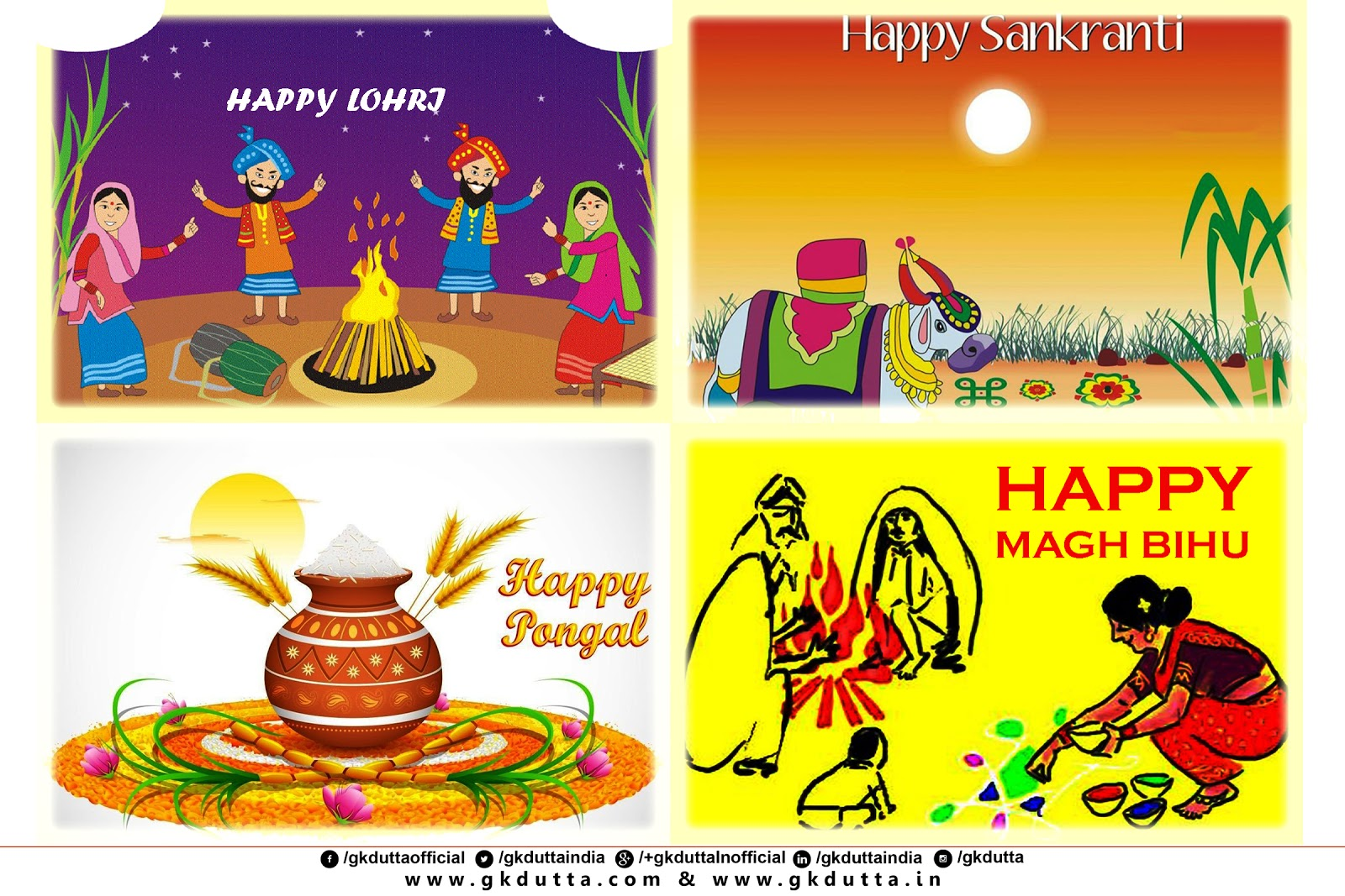 Greetings on the eve of lohri makar sankranti pongal and magh bihu on the auspicious occasion of lohri makar sankranti pongal and magh bihu i extend warm greetings and good wishes to all my well wishers m4hsunfo