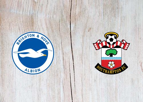 Brighton & Hove Albion vs Southampton -Highlights 07 December 2020