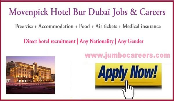 Direct free recruitment jobs in Dubai, Dubai jobs for Indians, Receptionist jobs in Dubai,