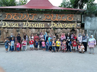Desa Wisata Pulesari Sleman Yogya