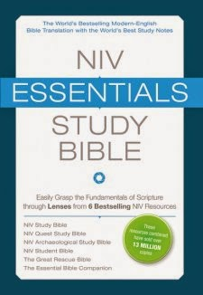 Keeping the Main Thing: Book Review: NIV Essentials Study Bible