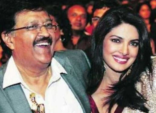 priyanka chopra father