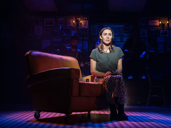 Emma Lucia talks life on tour in Once The Musical | Interview