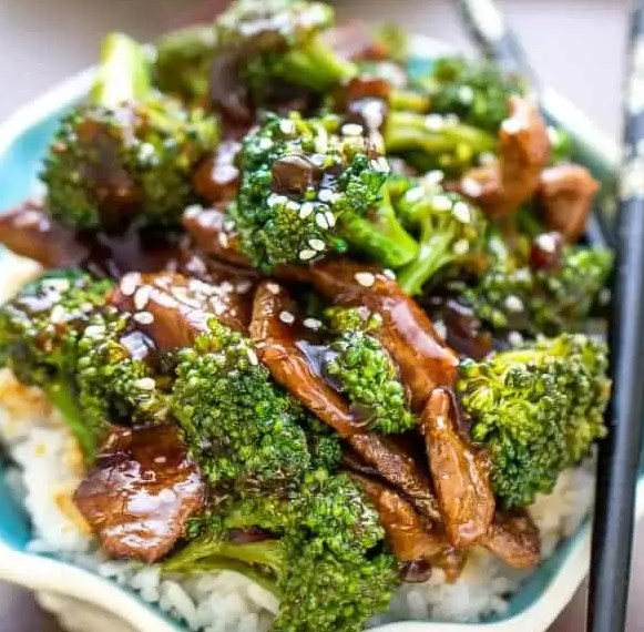 BEEF AND BROCCOLI #weeknightmeal #easydinner