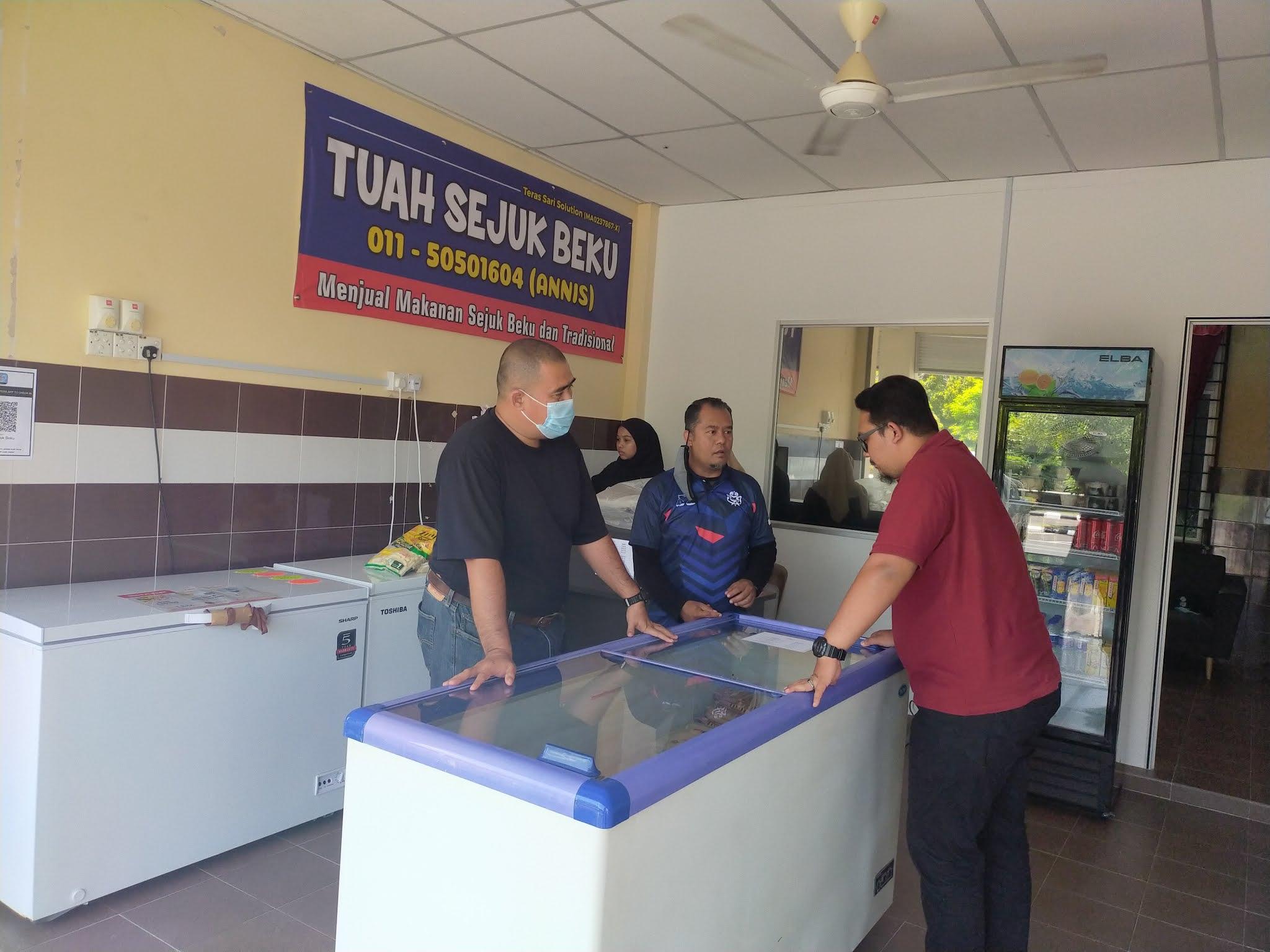 Makanan Sejuk Beku Terbaik dan Murah Di Tambak Paya Melaka