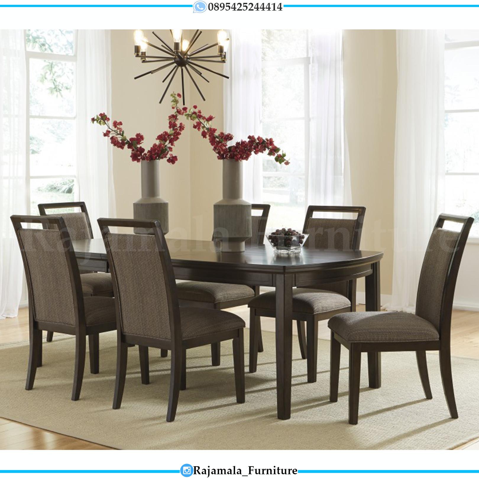 Harga Meja Makan Minimalis Jepara High Quality Item Furniture Jepara RM-0063