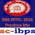 RRB NTPC Exam - 2016 :: CBT Online Practice Set - 10