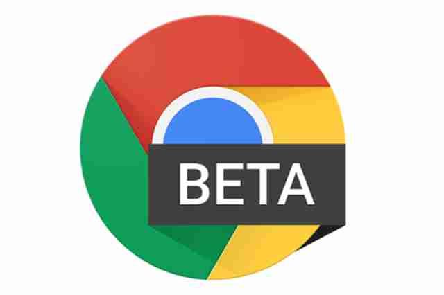 تنزيل متصفح الإنترنت جوجل كروم بيتا للويندوز مجانا