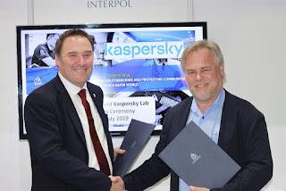 Kaspersky e Interpol ampliam cooperação contra o cibercrime