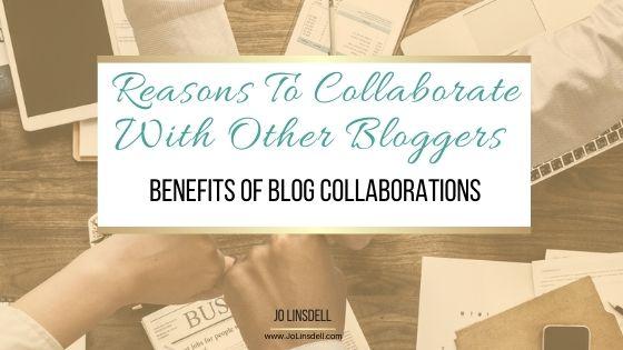 与其他博客作者合作的原因:博客合作的好处