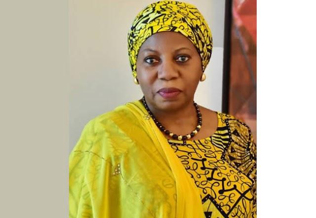 President Buhari promotes Hajo Sani, Aisha's assistantships