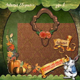 New freebie begins _ Autumn Elegance