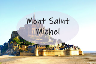 Mont Saint Michel cosa vedere - camper