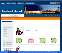 Сайт Easy English at school Sotnicovoy E.U.