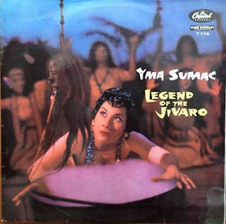 Yma Sumac, Legend of the Jivaro