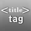 Cara Memasang Title Tag Pada blogspot