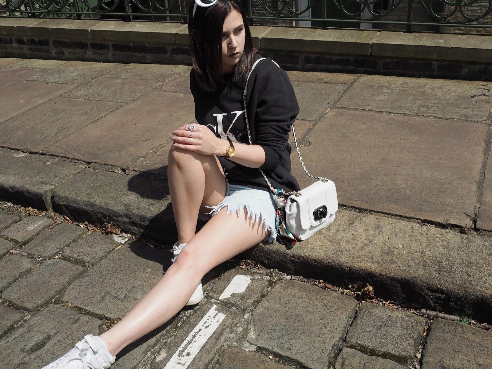 Calvin Klein Summer Outfit 10