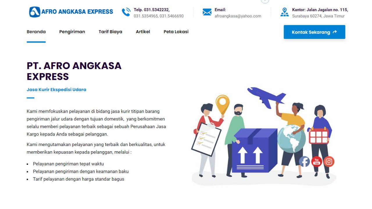 Perusahaan Ekspedisi Surabaya Makassar: Cepat, Aman dan Mudah!