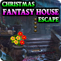 Avmgames Christmas Fantasy House Escape