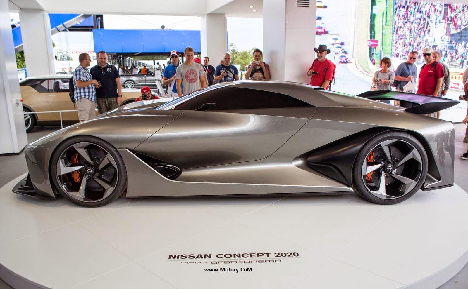 عالم السيارات الحديث: نيسان جي تي ار 2018 تكشف عن قوتها ...
