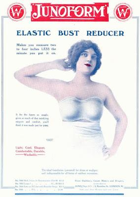 Junoform Elastic Bust Reducer