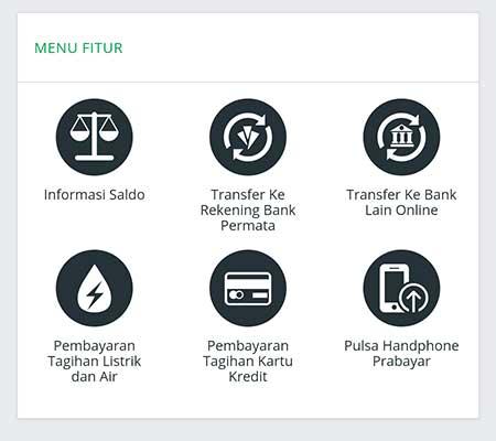 Cara Cek Saldo Rekening Permata Bank Via PermataNet