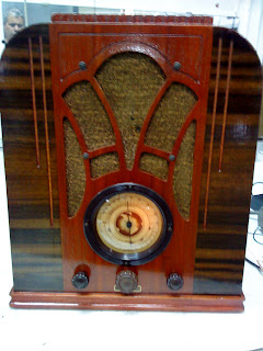 Radio Vintage Made In USA