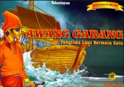 Cerita Rakyat Melayu Kisah Awang Garang Penguasa Laut Riau