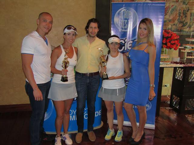 Jabonería Wilson inició una campaña de apoyo a torneos de tenis