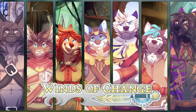 Winds of Change — Lead the rebellion, build your army, and shape the world with your choice. The story is a tough adventure game with multiple endings, options for romance, and non-linear narrative.