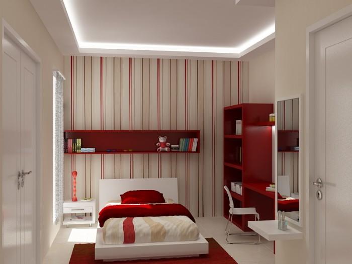 Hogares frescos 100 dise os de habitaciones para ni as for Modelos de habitaciones