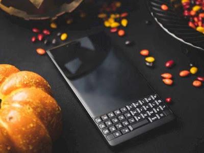 Ponsel BlackBerry 2021