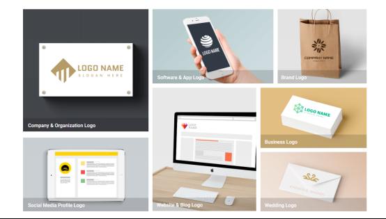 designevo logo maker templates