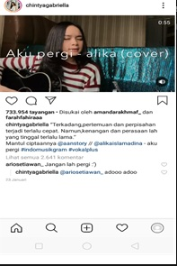 TIPS DAN TRIK JITU RESPOST INSTAGRAM