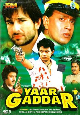 Yaar Gaddar 1994 Hindi 720p WEB-DL 1.1GB ESub