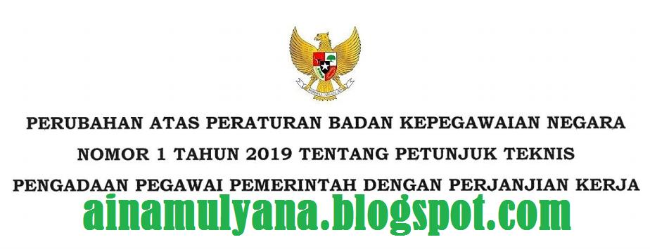 Tentang Perubahan Juknis Pengadaan PPPk atau P PERATURAN BKN NOMOR 18 TAHUN 2020 TENTANG PERUBAHAN JUKNIS PENGADAAN PPPK ATAU P3K