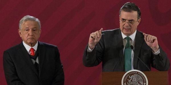 Gobierno de México estudia estrategia legal para defender a sus migrantes en EE.UU.