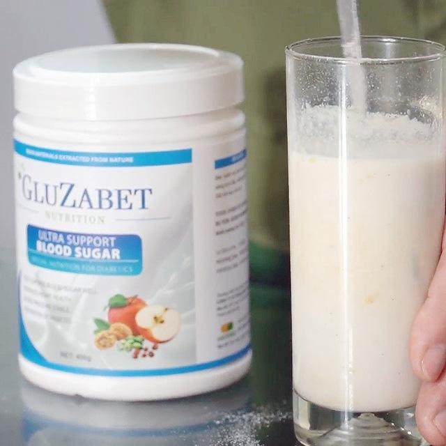 Hướng dẫn sử dụng sữa Gluzabet đúng cách
