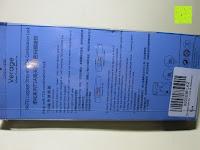 Hinweise: Neon-Strength kofferband/gepäckgurt mit TSA-Schloss