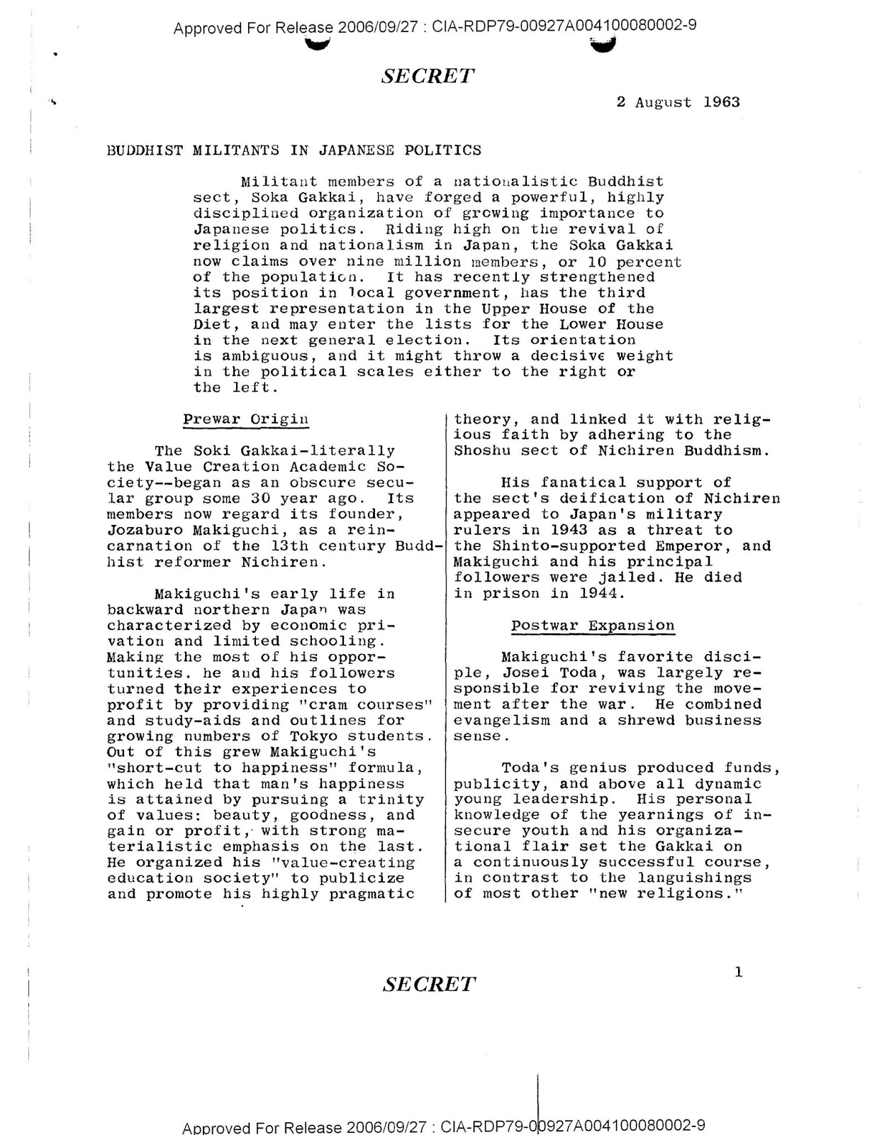 an introduction to the history of cia In the introduction to the 300 pages volume, pfeiffer noted that the cia had been given a historical bum rap for a political decision that insured the military defeat of the anti-castro forces—a reference to president kennedy's decision not to provide overt air cover and invade cuba after castro's forces overwhelmed the cia.