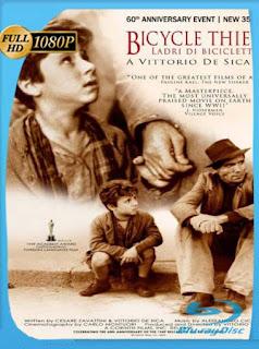 Ladrón de bicicletas (1948) HD [1080p] Subtitulada [GoogleDrive] SilvestreHD